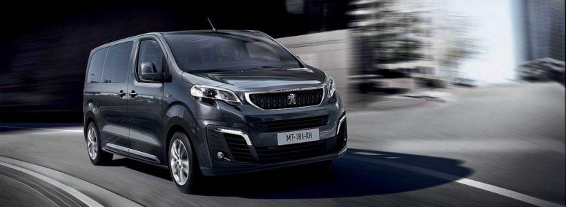 Peugeot Traveller Lux