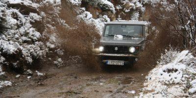 Suzuki Jimny 4X4 1.5 102hp – Test Drive