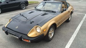 1980 Datsun 280ZX 10th Anniversary Edition (1)