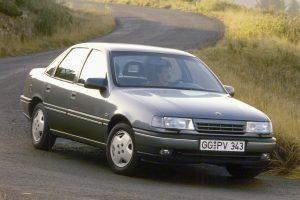Opel Vectra 2.0i CD, MY 1989