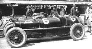 Alfa Romeo P2 1925-1930