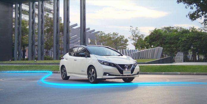 Nissan Educational Videos EV (4)