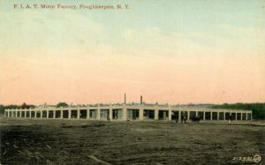 Fiat factory in NY 2