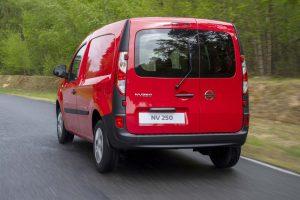 Nissan NV250 L1 Van 0