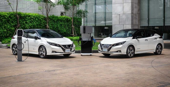 Nissan and Delta pioneer Thailand's first partnership to enabl