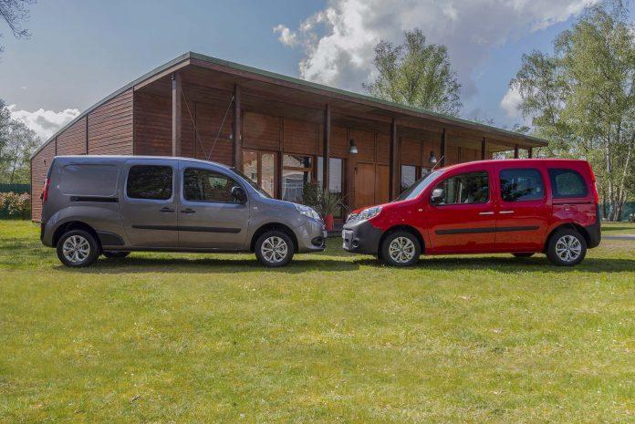 Nissan NV250 L1 Van 01