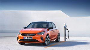 2019 Opel Corsa-e 00