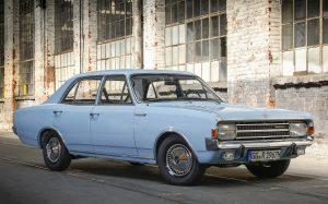 Opel Rekord C, 1967