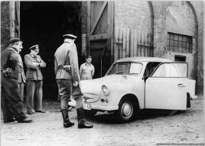 Trabant 1957-1960