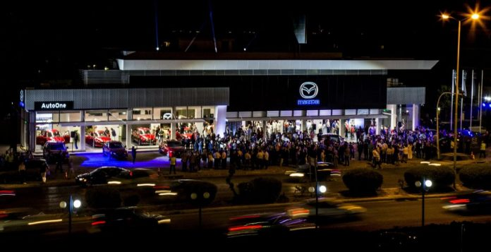 01. 2019.06.06 _ Mazda Store - Opening Event