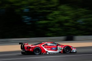 67 Ford GT - Le Mans