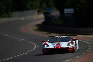 69 Ford GT - Le Mans