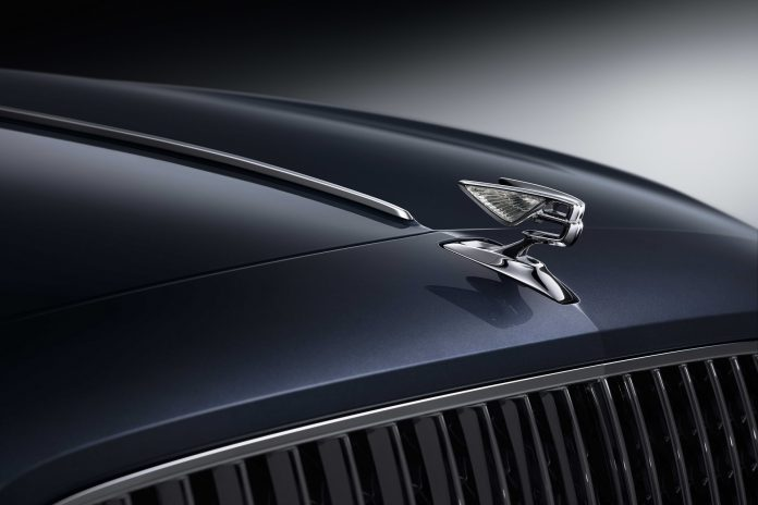 New Bentley Flying Spur 4