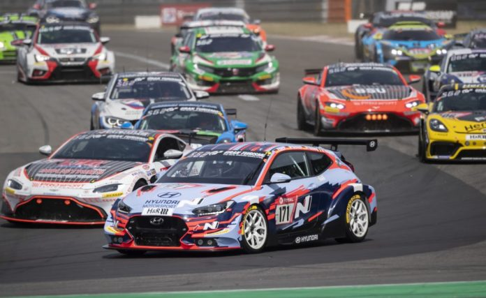 Hyundai Nürburgring 24 Hours 20-23 May 2019