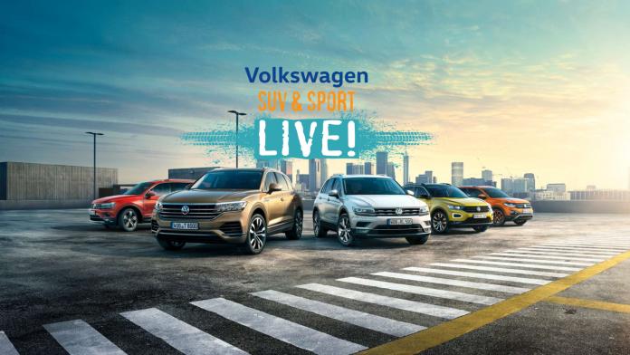 VOLKSWAGEN SUV & SPORT LIVE!
