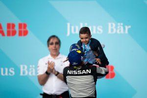 Nissan Formula E - Swiss E-Prix - Podium