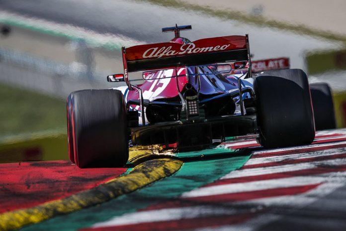 Alfa Romeo Racing 02