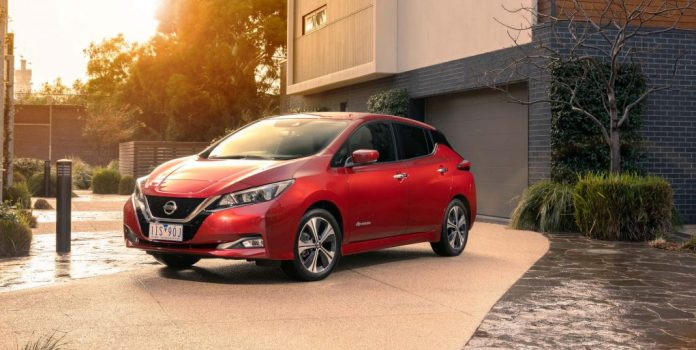 New Nissan LEAF (2)