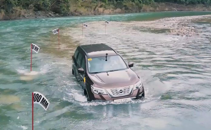 Top Five Monsoon Driving Tips from Nissan