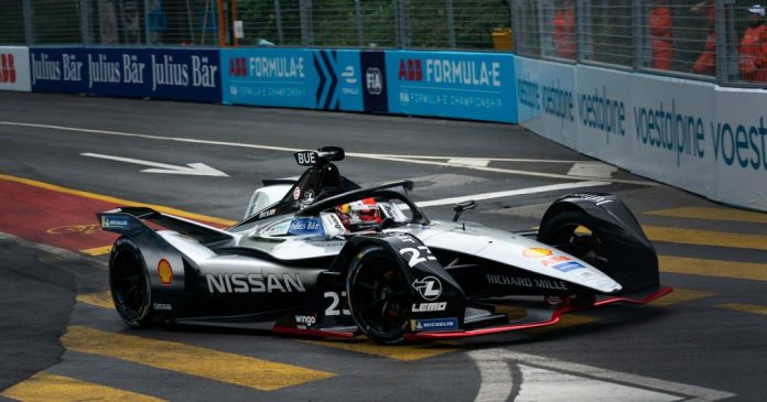 Nissan Formula E - Swiss E-Prix -