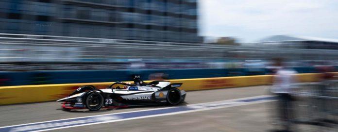 Buemi Nissan Formula E 01