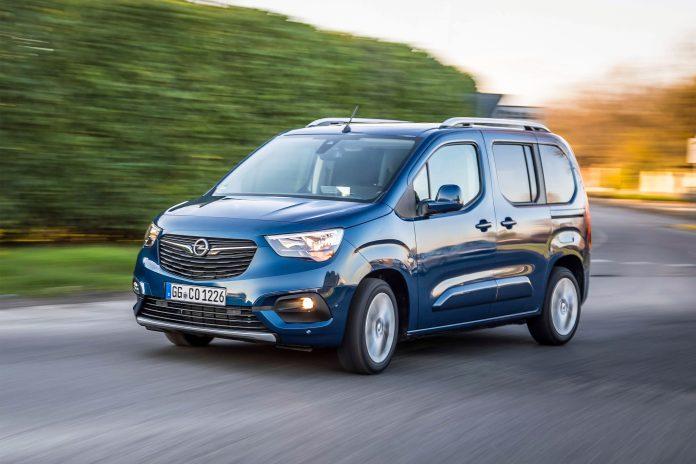 Opel Combo Life0