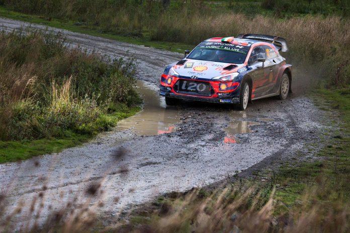Wales Rally-