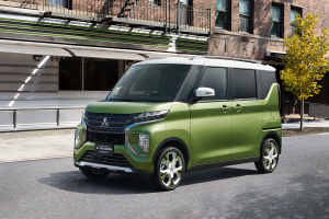 SUPER HEIGHT K-WAGON CONCEPT Kei car