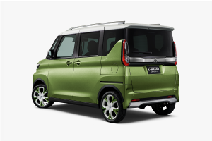 SUPER HEIGHT K-WAGON CONCEPT Kei car 2