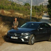 Mercedes-Benz C180 Auto 022