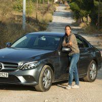Mercedes-Benz C180 Auto 021