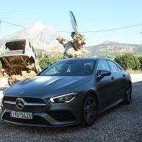 Mercedes-Benz CLA 180 d 0100