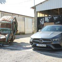 Mercedes-Benz CLA 180 d 0122
