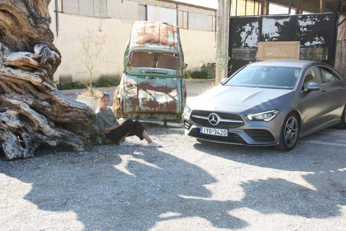 Mercedes-Benz CLA 180 d 0118