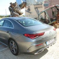 Mercedes-Benz CLA 180 d 0115
