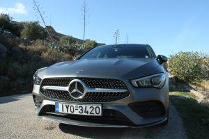 Mercedes-Benz CLA 180 d 0114