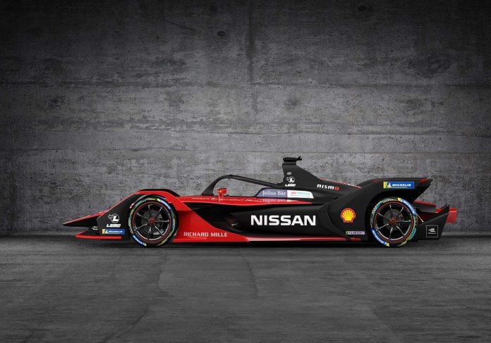 Nissan Formula E livery season six - image 03