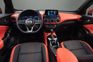 Nissan JUKE Unveil Black Static Studio - 12