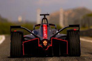 Nissan e.dams Formula E 1