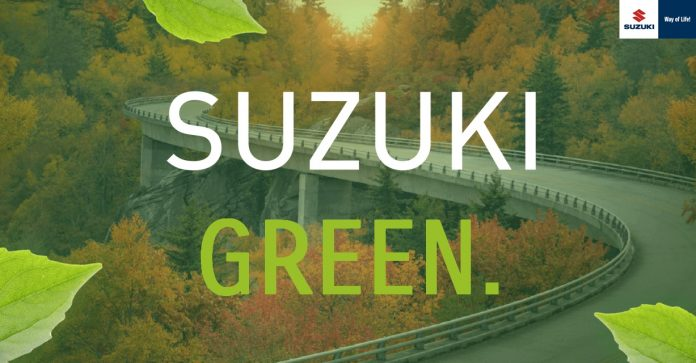 Suzuki Green_Road