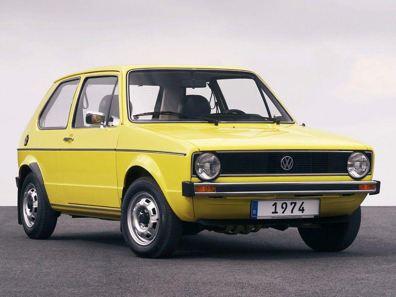 Golf Mk1 - 1974