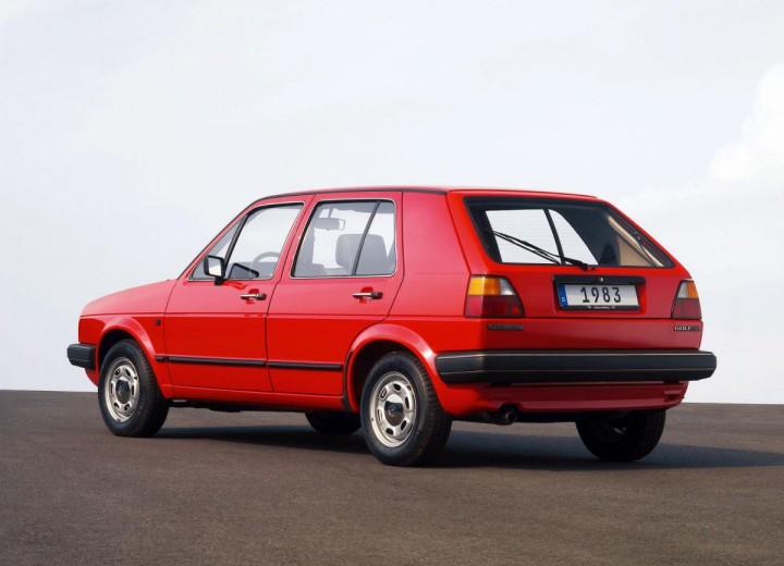 Golf Mk2 - 1983 01
