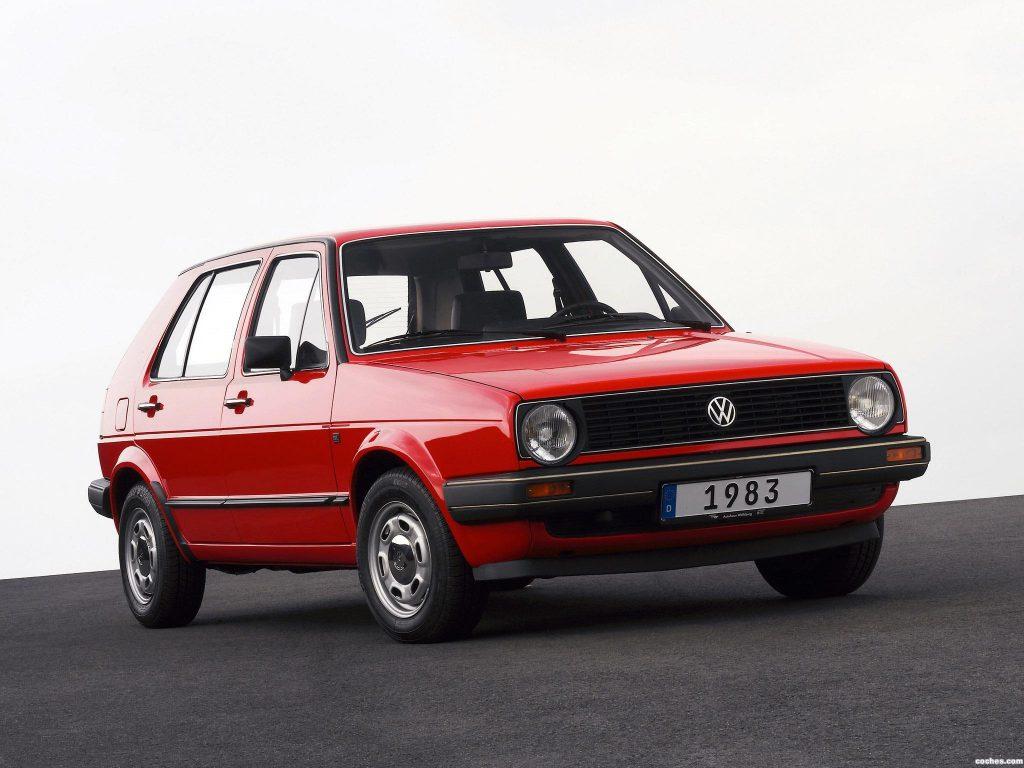 Golf Mk2 - 1983