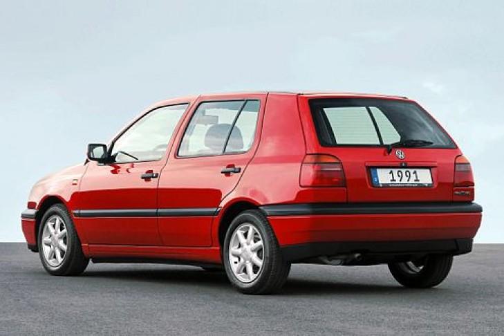 Golf Mk3 - 1991 01