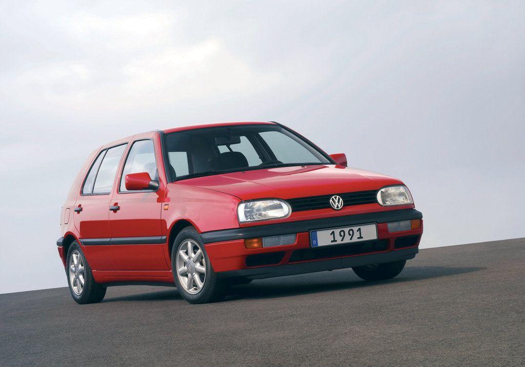 Golf Mk3 - 1991