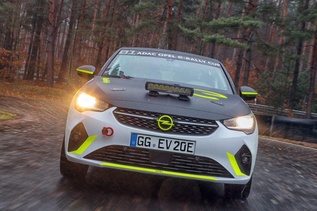 Opel Corsa-e Rallye 01