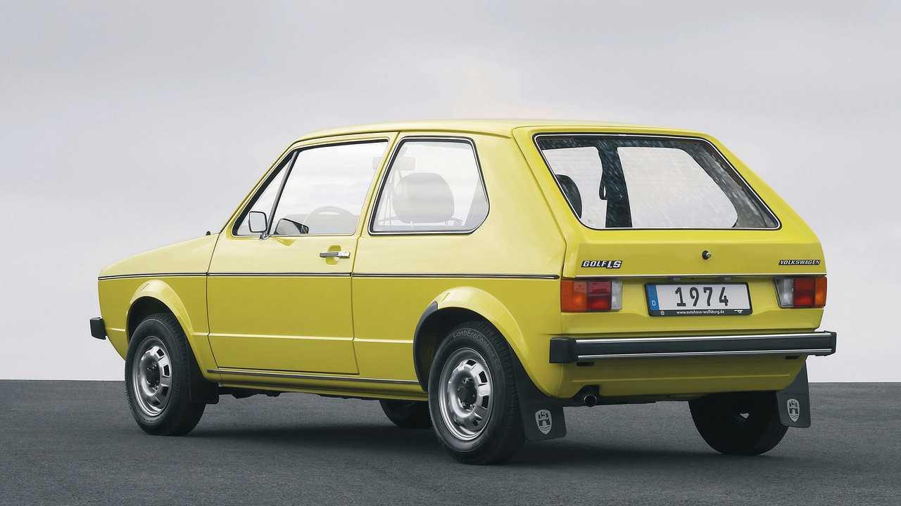 volkswagen-golf-Golf Mk1 - 1974