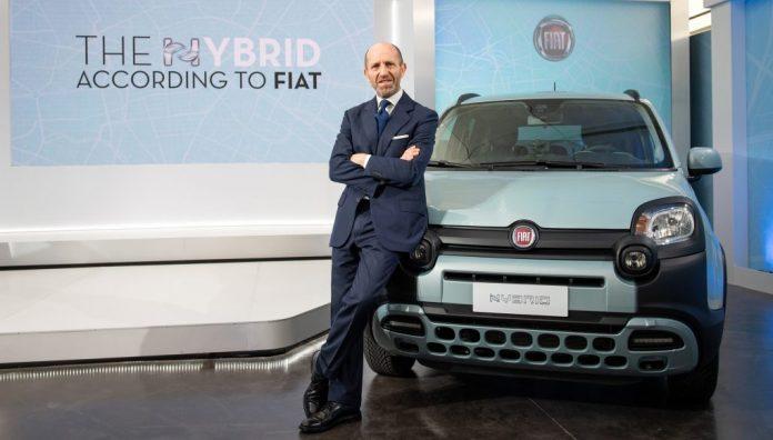 FCA FIAT HYBRID MEDIA DRIVE EVENT - FICO Italy World