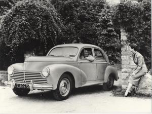 peugoet 203 1948
