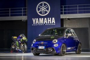 Abarth 595 Monster Energy Yamaha (0)
